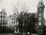 Champaign, IL University Hall by EIU Historical Administration Class of 1997