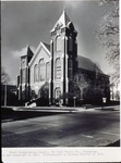 Champaign, IL First Presbyterian Church by EIU Historical Administration Class of 1997
