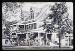 Mattoon, IL Andrews Home by EIU Historical Administration Class of 1997
