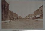 Mattoon, IL Broadway St. by EIU Historical Administration Class of 1997