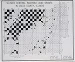 Mattoon, IL Railroad Land Grants by EIU Historical Administration Class of 1997