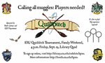 Quidditch Tournament - September 15, 2017 by Booth Library