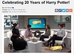 Celebrating 20 Years of Harry Potter by Stacey Knight-Davis and Karan Sharma