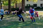 Chasing the Quaffle
