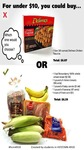 Food Choices - Which One Would You Choose?