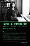 Harriet A. Washington, Medical Ethicist and Author
