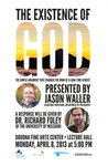 Jason Waller: The Existence of God: A Simple Argument that Changed the Mind of a Long-time Atheist, with response by Dr. Richard Foley by Jason Waller and Richard Foley