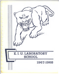 Laboratory School Yearbook 1967-1968 by Eastern Illinois University