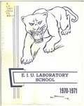 Laboratory School Yearbook 1970-1971 by Eastern Illinois University