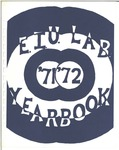 Laboratory School Yearbook 1971-1972 by Eastern Illinois University