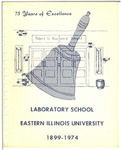 Laboratory School Yearbook 1973-1974 by Eastern Illinois University