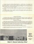 Robert G. Buzzard Laboratory School Pamphlet by Eastern Illinois University