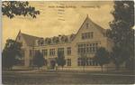 Model School Postcard by Eastern Illinois University