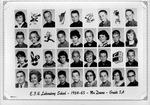 Lab School Image Grade 5-A 1964-1965 Mr. Downs