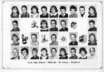Lab School Image Grade 6 1965-1966 Dr. Carey by Eastern Illinois University
