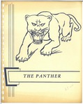 The Panther - Junior High School Laboratory School 1963-1964 by Eastern Illinois University