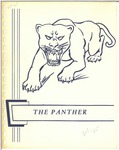 The Panther - Junior High School Laboratory School 1964-1965