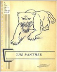 The Panther - Junior High School Laboratory School 1965-1966 by Eastern Illinois University