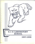 The Panther - Junior High School Laboratory School 1967-1968 by Eastern Illinois University