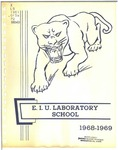 The Panther - Junior High School Laboratory School 1968-1969 by Eastern Illinois University