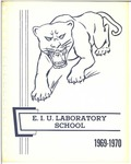 The Panther - Junior High School Laboratory School 1969-1970 by Eastern Illinois University