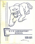 The Panther - Junior High School Laboratory School 1970-1971