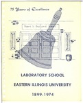 The Panther - Junior High School Laboratory School 1973-1974 by Eastern Illinois University