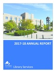 2018 Booth Library Annual Report by Booth Library