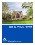 2019 Booth Library Annual Report