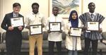 2018 Library Research Award Winners by Beth Heldebrandt
