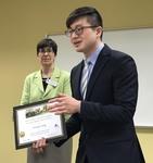 Student Wonjin Song, Economics and Mathematics