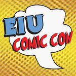 EIU Comic Con logo by Kyle Ignalaga
