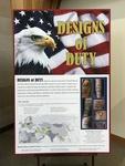 """""""Designs of Duty"""" by Beth Heldebrandt"""