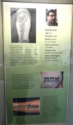"""Symbols of Service"": David Levin"