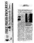 Nokomis man featured in EIU veteran exhibit by Free Press-Progress