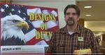 Designs of Duty Exhibit at Eastern Illinois University