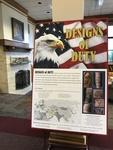 Designs of Duty at Mattoon Public Library by Beth Heldebrandt