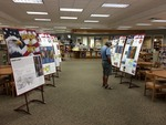 Designs of Duty at Olney Public Library by Andrew Cougill