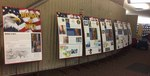 """""""Designs of Duty"""" at Lake Land College library by Andrew Cougill"""