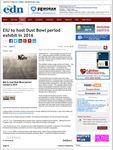 EIU to host Dust Bowl period exhibit in 2016
