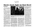 Movie sheds light on Dust Bowl by Shadezja Garrett