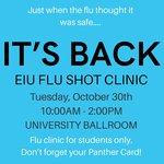 Second Flu Shot Clinic