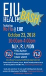 Health Bash Poster by Health Services