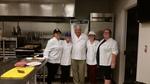 Cafe Staff by Stacey Knight-Davis
