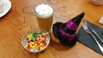 Every Flavor Beans, Butter Beer, and Table Decorations by Stacey Knight-Davis