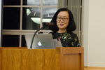 "Suzie Park, professor of English, presents ""The Boy Who Lived: Harry Potter and the Culture of Death"""