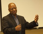"""Dr. Kevin Anderson presents """"Root and Branch: The Search for Healing Among African Americans"""" by Beth Heldebrandt"""