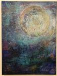 Hazy Moon by Cindy Bettinger
