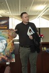 Professor Chris Kahler by Beverly Cruse