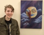 Art Show: Interview with artist Ashley Colter by Beth Heldebrandt